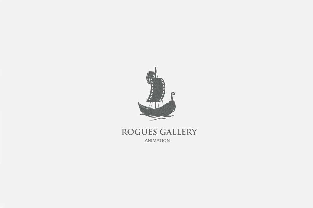 Rogues Gallery Logo Design